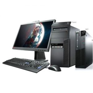Lenovo Think M82 Desktop PC