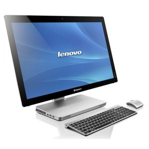 PC all-in-one AXCUMX ideacentre Lenovo