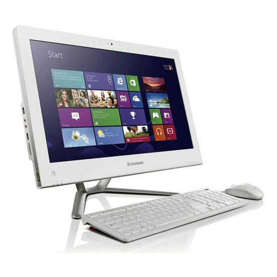 Lenovo IdeaCentre C540 All-in-One PC con Windows 7, 8 1 de