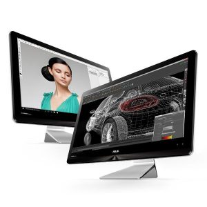 ASUS AiO Zen ZN240IC All-In-One PC