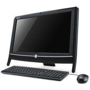 شركة أيسر أسباير Z1801 الكل في واحد الكمبيوتر